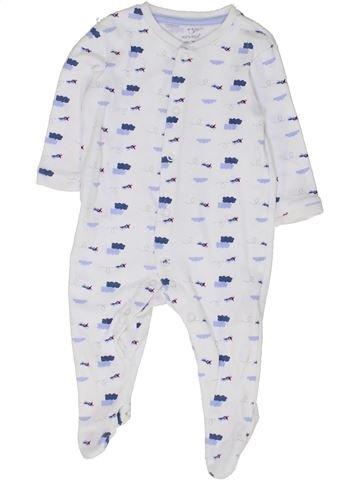 Pijama de 1 pieza niño PRIMARK blanco 6 meses verano #1449087_1