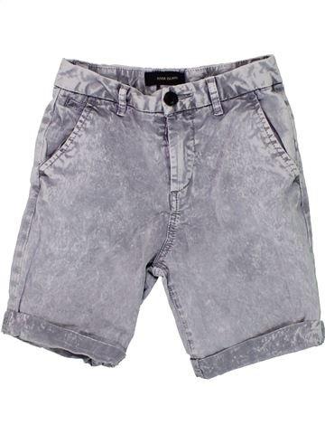 Short-Bermudas niño RIVER ISLAND gris 8 años verano #1449163_1