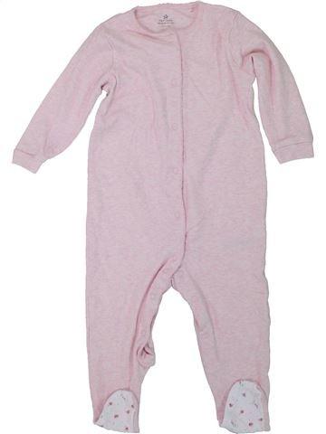 Pijama de 1 pieza niña NEXT rosa 18 meses verano #1449264_1