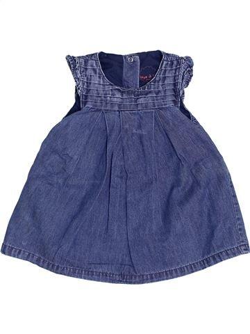Vestido niña TAPE À L'OEIL azul 3 meses invierno #1449533_1