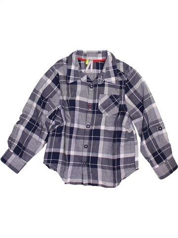 Camisa de manga larga niño ORCHESTRA violeta 2 años invierno #1449740_1