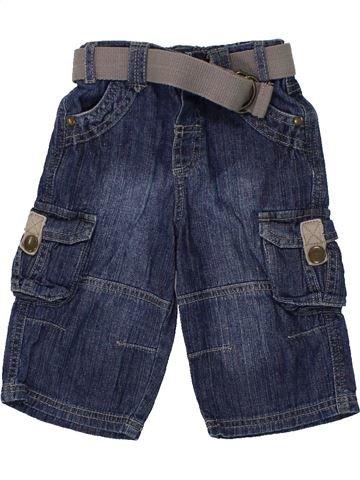 Short-Bermudas niño MATALAN azul 9 meses verano #1450011_1