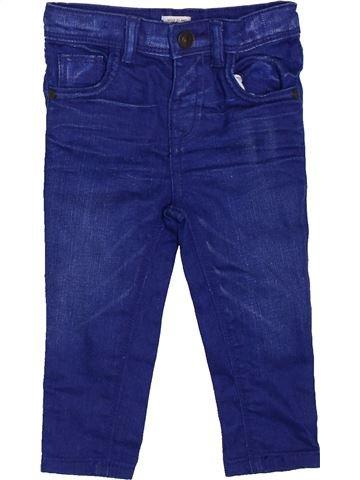 Tejano-Vaquero niño RIVER ISLAND azul 18 meses invierno #1450170_1
