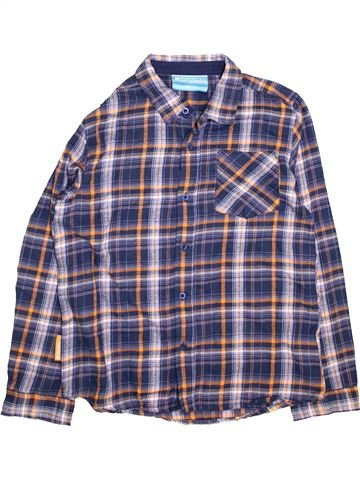 Chemise manches longues garçon MOUNTAIN WAREHOUSE bleu 13 ans hiver #1450436_1