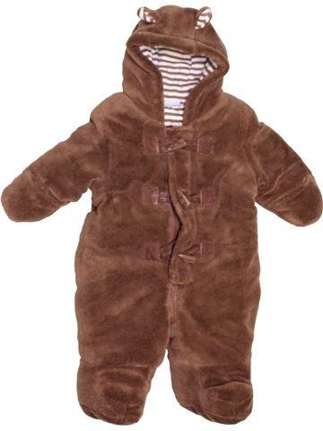 Mono-polar niño CHEROKEE marrón 1 mes invierno #1450700_1