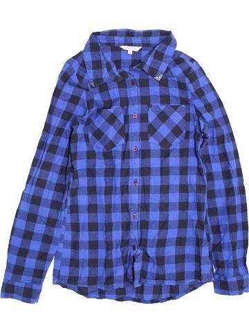 Blusa de manga larga niña MISS E-VIE azul 13 años invierno #1450865_1