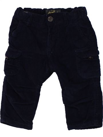 Pantalon garçon ZARA noir 6 mois hiver #1450942_1