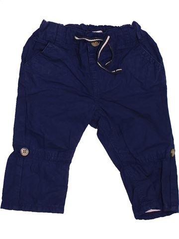 Pantalon garçon JOHN LEWIS violet 6 mois hiver #1451302_1