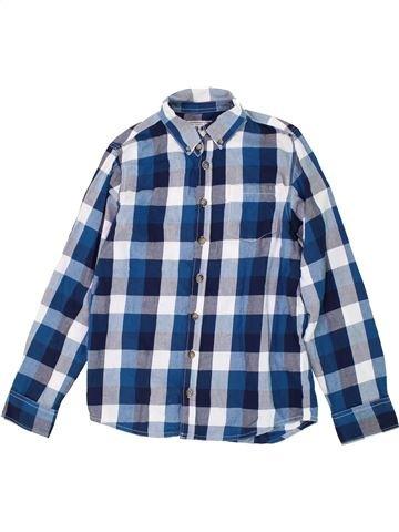 Camisa de manga larga niño BOYS azul 11 años invierno #1451533_1