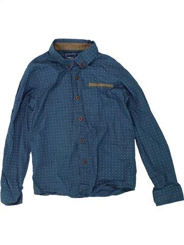 Camisa de manga larga niño NAME IT azul 8 años invierno #1451539_1