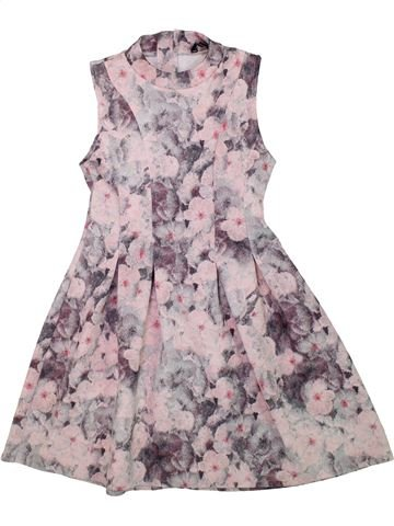 Robe fille CANDY COUTURE rose 13 ans hiver #1451561_1