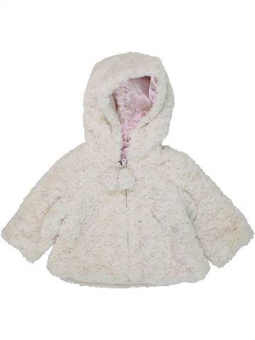 Chaqueta niña JASPER CONRAN blanco 6 meses invierno #1451737_1