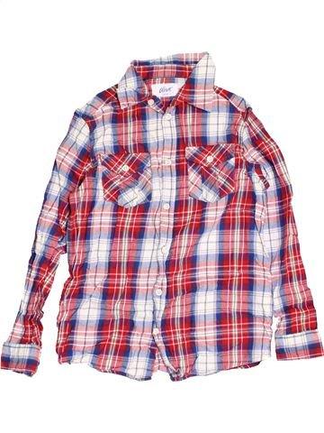 Camisa de manga larga niño ALIVE rosa 10 años invierno #1452204_1