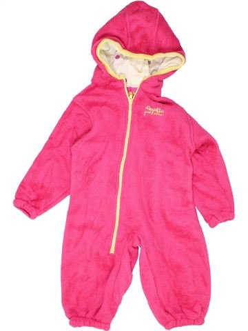 Robe de chambre fille REGATTA rose 2 ans hiver #1452334_1
