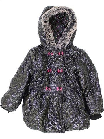 Manteau fille ORCHESTRA gris 3 ans hiver #1452476_1