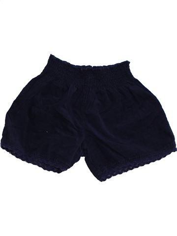 Short - Bermuda fille MARKS & SPENCER noir 6 ans hiver #1452692_1