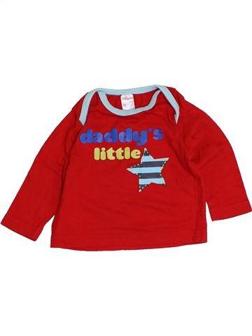 Camiseta de manga larga niño BABY rojo 6 meses invierno #1452697_1