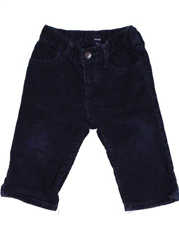 Pantalon garçon GAP noir 12 mois hiver #1452774_1