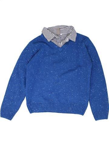 Pull garçon URBAN 65 OUTLAWS bleu 10 ans hiver #1452859_1