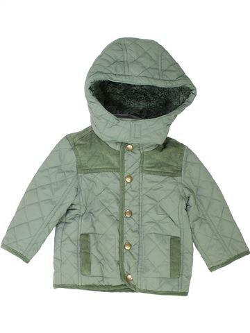 Doudoune garçon MATALAN vert 12 mois hiver #1453085_1