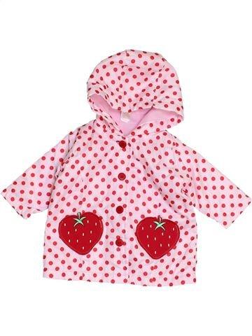 Chaqueta niña BABY rosa 3 meses invierno #1453547_1