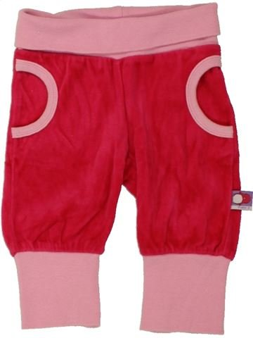 Pantalón niña NAME IT rojo 3 meses invierno #1454023_1