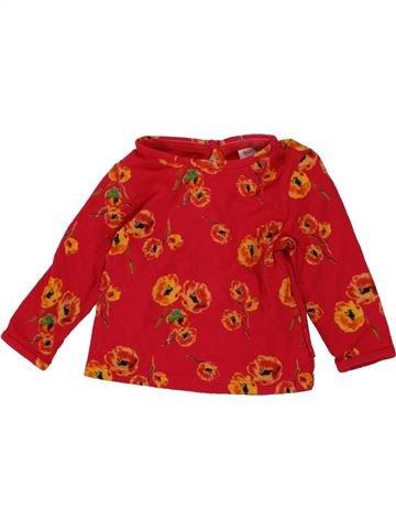 Camiseta de manga larga niña TED BAKER rojo 6 meses invierno #1454161_1