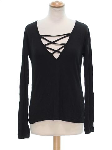 Top manches longues femme BOOHOO 36 (S - T1) hiver #1454395_1