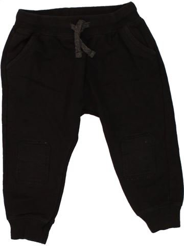 Pantalon garçon ZARA noir 2 ans hiver #1454677_1
