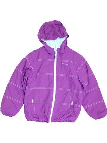 Parka - Trench fille QUECHUA violet 6 ans été #1454756_1