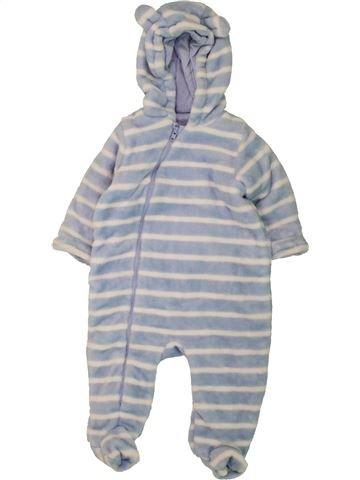 Robe de chambre garçon NUTMEG gris 6 mois hiver #1455047_1