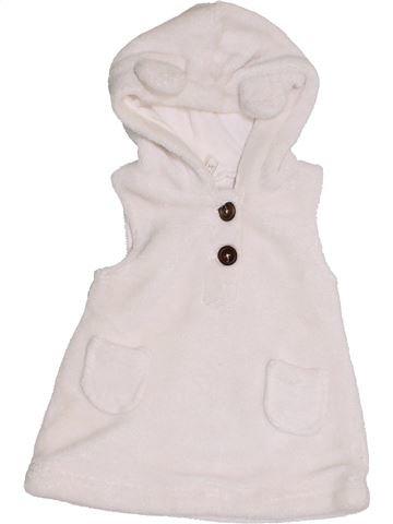 Vestido niña ZARA blanco 3 meses invierno #1455242_1