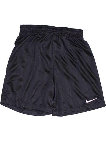 Pantalon corto deportivos niño NIKE negro 12 años verano #1455339_1
