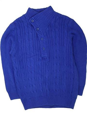 jersey niño BLUEZOO azul 8 años invierno #1455510_1