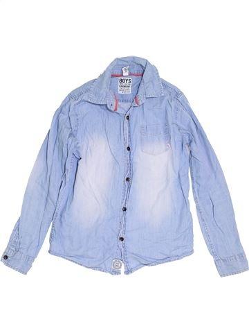 Camisa de manga larga niño BOYS azul 12 años invierno #1455646_1