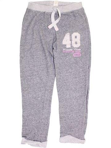 Pantalón niña H&M gris 11 años invierno #1455786_1