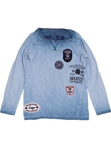 Camiseta de manga larga niño NAME IT azul 4 años invierno #1456104_1