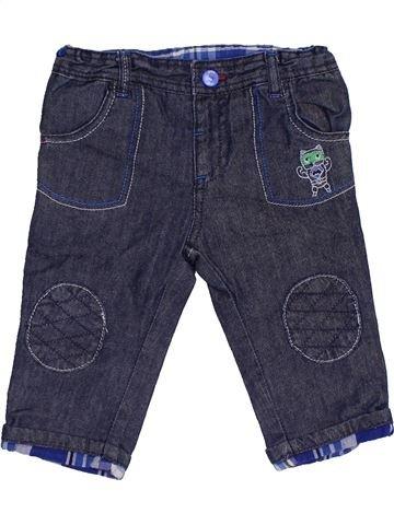 Tejano-Vaquero niño SERGENT MAJOR azul 6 meses invierno #1456576_1