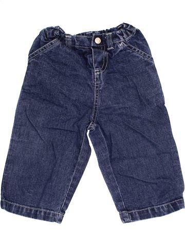 Tejano-Vaquero niño PETIT BATEAU azul 12 meses invierno #1456826_1