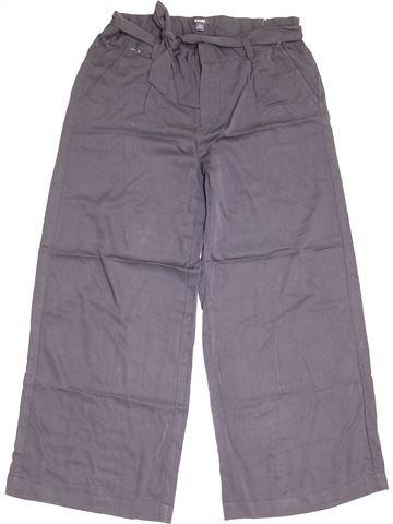 Pantalón niña KIABI violeta 12 años verano #1457409_1
