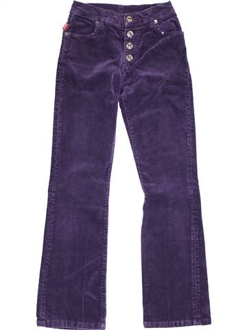 Pantalon fille LIBERTO bleu 12 ans hiver #1457412_1