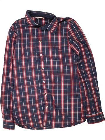 Camisa de manga larga niño H&M violeta 14 años invierno #1457467_1