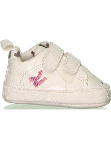 Zapatos bebe niña DISNEY blanco 3 meses invierno #1457487_1