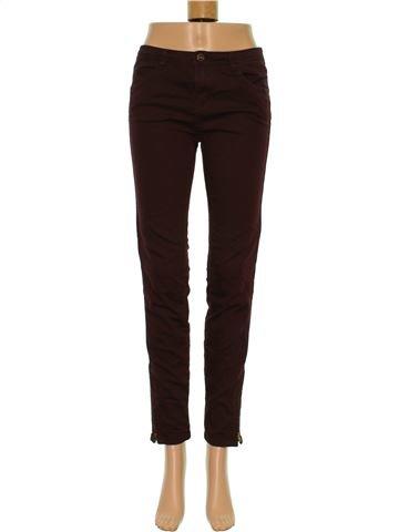 Pantalon femme PULL&BEAR 38 (M - T1) hiver #1458306_1