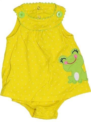 Túnica niña CARTER'S amarillo 9 meses verano #1458386_1