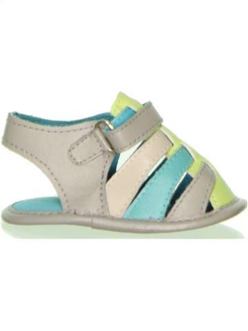 Zapatos bebe niño ORCHESTRA blanco 3 meses verano #1458563_1