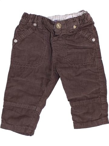 Pantalon garçon CHICCO violet 6 mois hiver #1458586_1