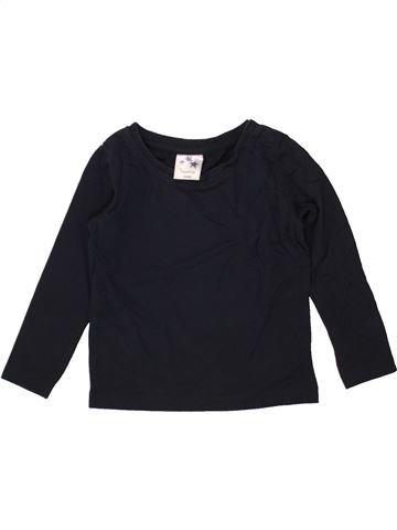 Camiseta de manga larga niño IMPIDIMPI negro 3 años invierno #1458817_1