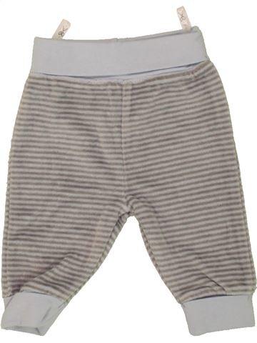 Pantalón niño SANS MARQUE gris 3 meses invierno #1458944_1