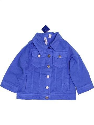 Veste fille OKAIDI bleu 6 ans été #1458952_1